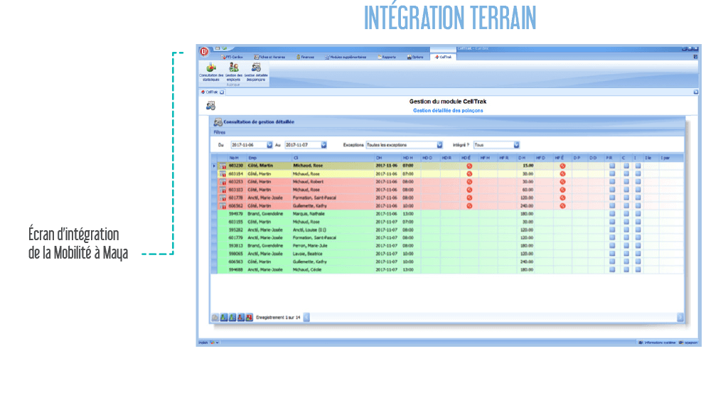 Ecran-IntegrationTerrain